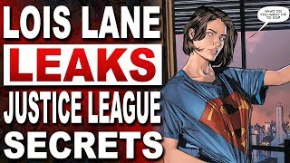 Heroes In Crisis #4 | Lois & Superman Betray The League's Trust & DC Comics Doubles Down!