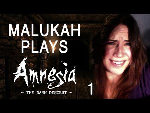 Malukah Plays Amnesia: The Dark Descent - Ep. 01