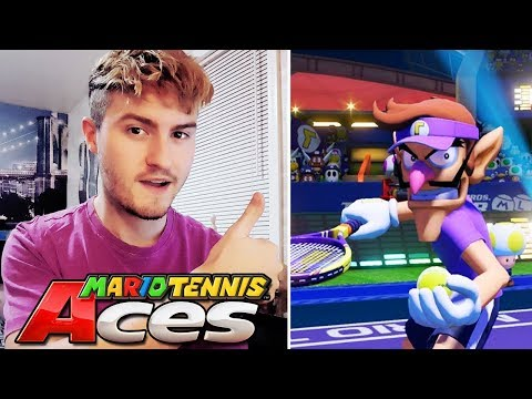 Download Youtube: Must Haves to Make Mario Tennis Aces Great!