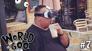 "WORLD OF GOO Part 7 - ""VIRTUAL REALITY GOO!!!"" 1080p PC Gameplay Walkthrough"