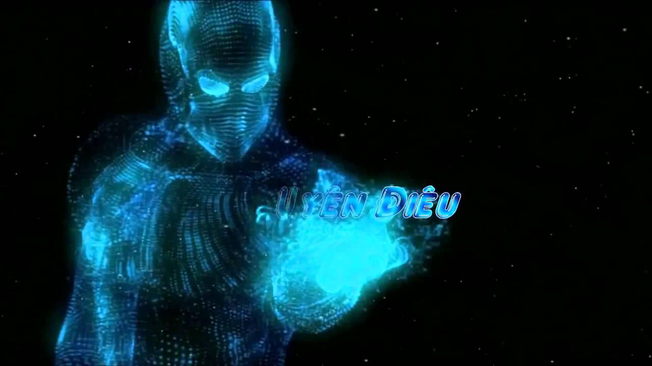 SHARE INTRO PROSHOW HOLOGRAPHIC IRON MAN