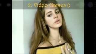 Lana del Rey -THE BEST SONGS (LAS MEJORES CANCIONES) Thumbnail