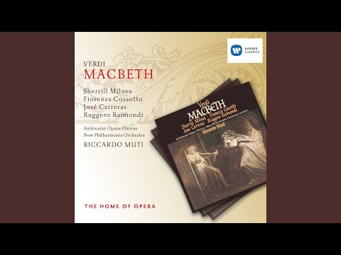 Macbeth (1999 Remastered Version) : Patria Oppressa! (Coro)