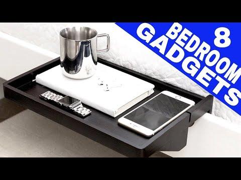 8 Smart Bedroom Gadgets