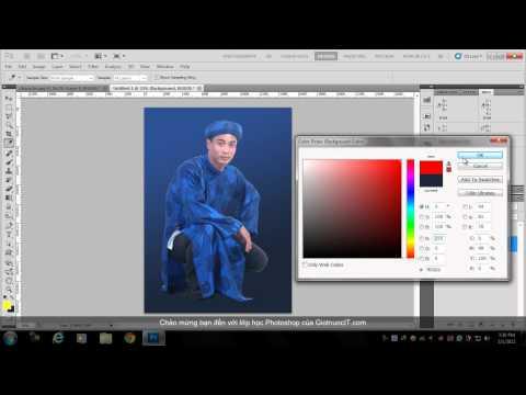 Dạy học Photoshop cs5 phần 2