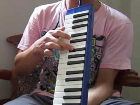 Melodica  Pianika  Tetap Dalam Jiwa  Isyana Sarasvati