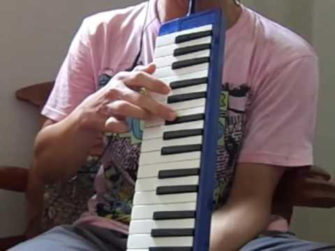 Melodica / Pianika Cover Tetap Dalam Jiwa - Isyana Sarasvati