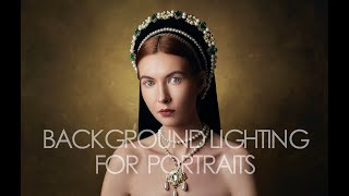 Halo lighting for Portraits with Rory Lewis Photographer