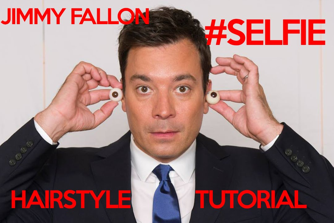 joan rivers hairstyle : Jimmy Fallon Haircut Hairstyle Tutorial - Jesseminty.com - YouTube