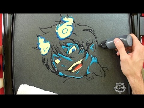 Rin (Blue Exorcist) Pancake Art