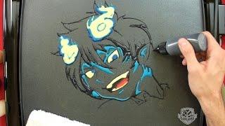 Rin (Blue Exorcist) Pancake Art