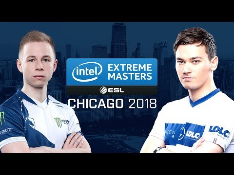 Liquid vs LDLC - IEM Season XIII - Map 3