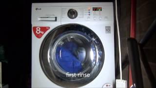 lg f1222td direct drive washing machine cotton quick 60 medic rinse complete