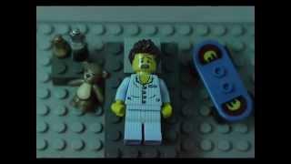 Lego Slenderman