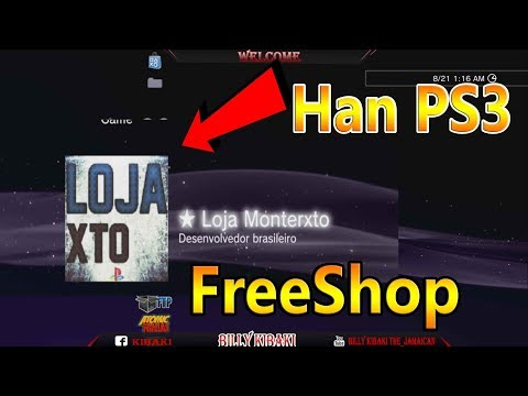 Loja Monterxto FreeShop ( PS3 Han ) : LightTube