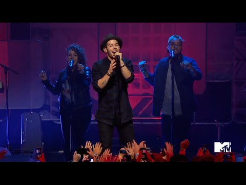 Nick Jonas Performs at We Day 2014