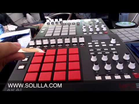 DiViNCi's 1st Impressions: MPCstuff.com Thick fat pads