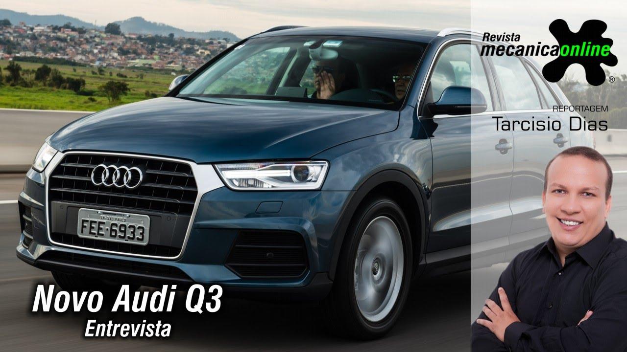 Novo Audi Q3 2016 - YouTube