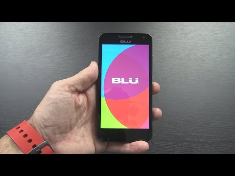 BLU Studio C 5.0-Inch Android Smartphone With Lollipop Unboxing And First Impressions!