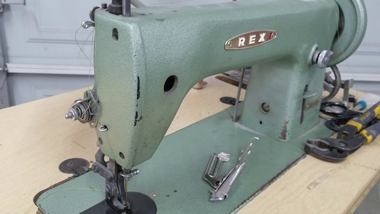 Auto Upholstery Commercial Sewing Machine The Basics Of What To Know