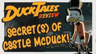 Ducktales: The Secrets of Della, Scrooge's parents and Castle McDuck!   REVIEW   REACTION