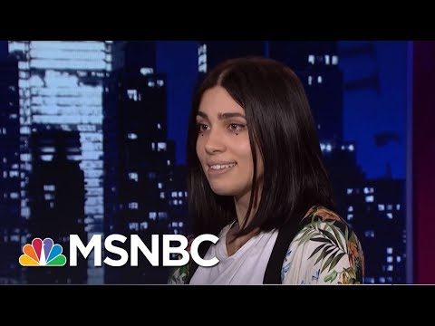 Pussy Riot's Warning About President Donald Trump For The U.S. Resistance | The Last Word | MSNBC