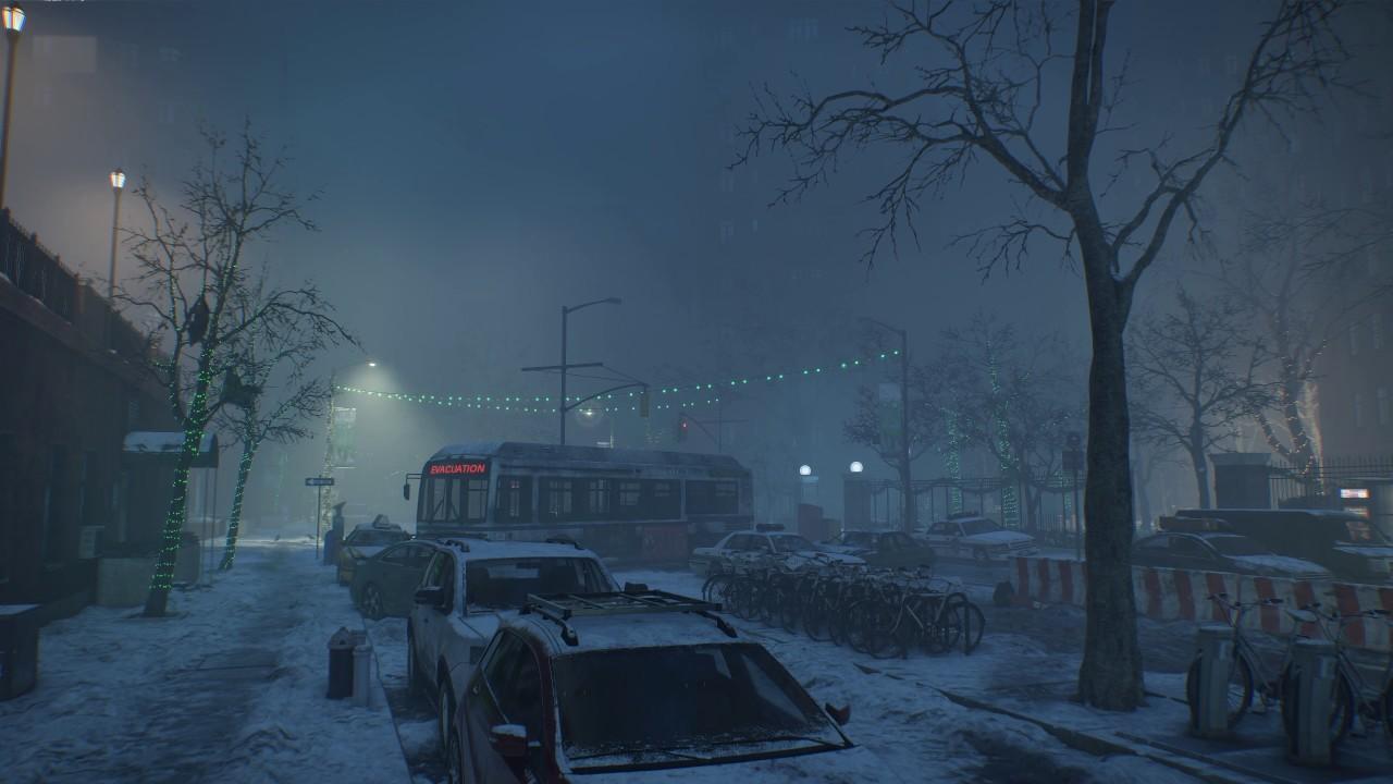 Post-Apocalyptic City Scene 3 - DreamScene [Live Wallpaper] - City Ambience - YouTube