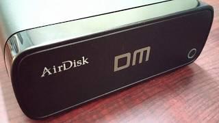 AirDisk Q3C UnBoxing