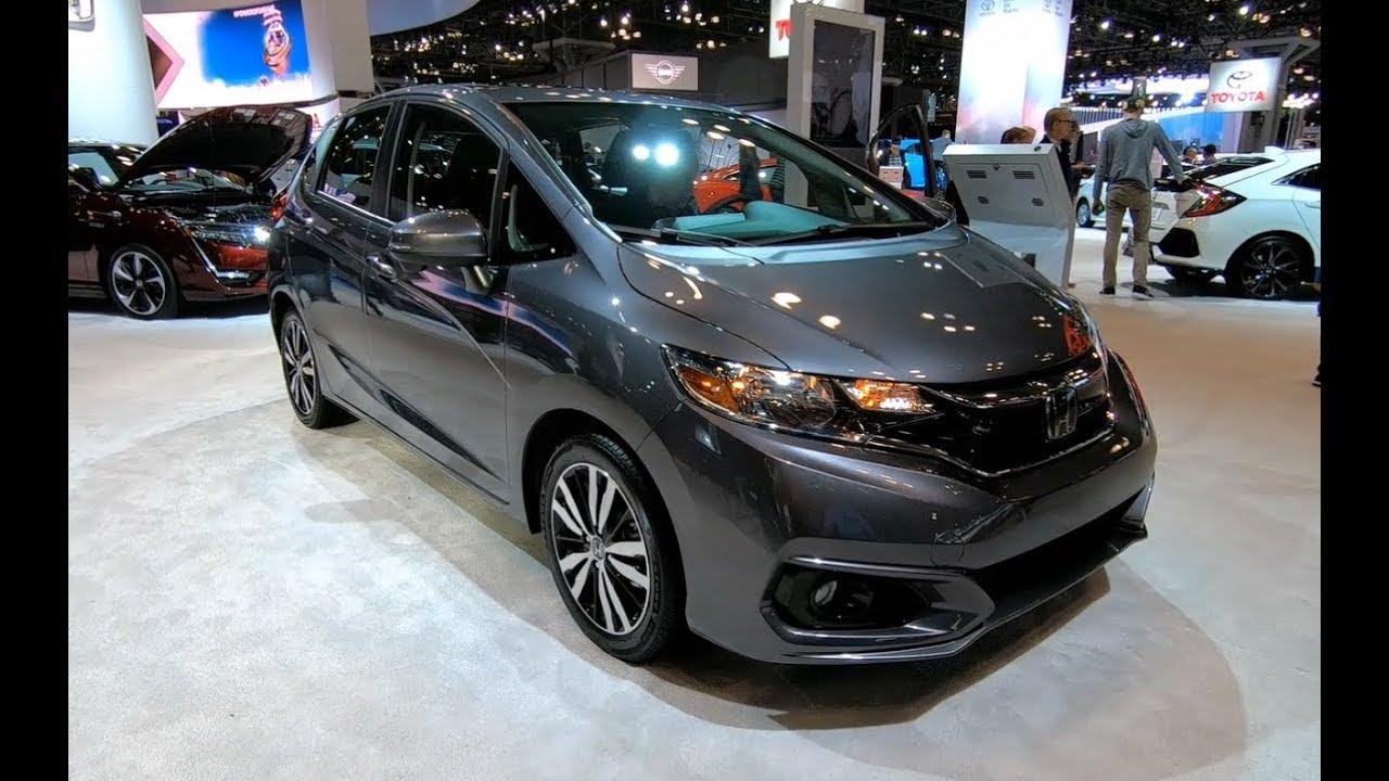 Honda Fit Jazz Grey Colour Model 2018 Walkaround Interior Youtube
