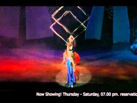 Regalia In Search of Love at Bali Theatre