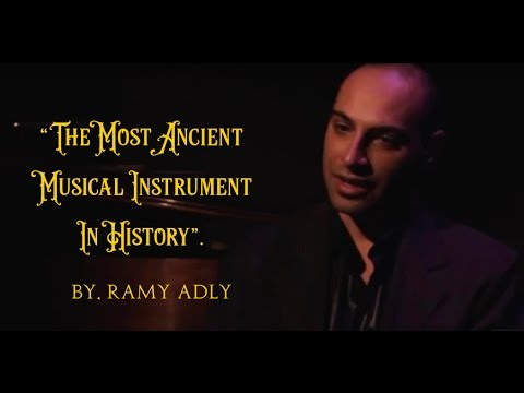 The Most Ancient Musical instrument in History ... Film documentary about The Oud Instrument