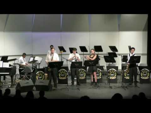 MCHS Jazz Combo A, April 2017