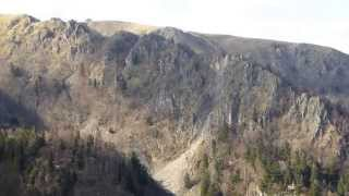 KERBHOLZ - vidéo 1 : un très beau panorama montagnard (2013) -