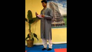 Sankara nada sareera para by Subramanyam Darbha at VEDA Milpitas