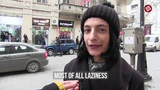 Vox pop: What are the main problems of Azerbaijani youth?