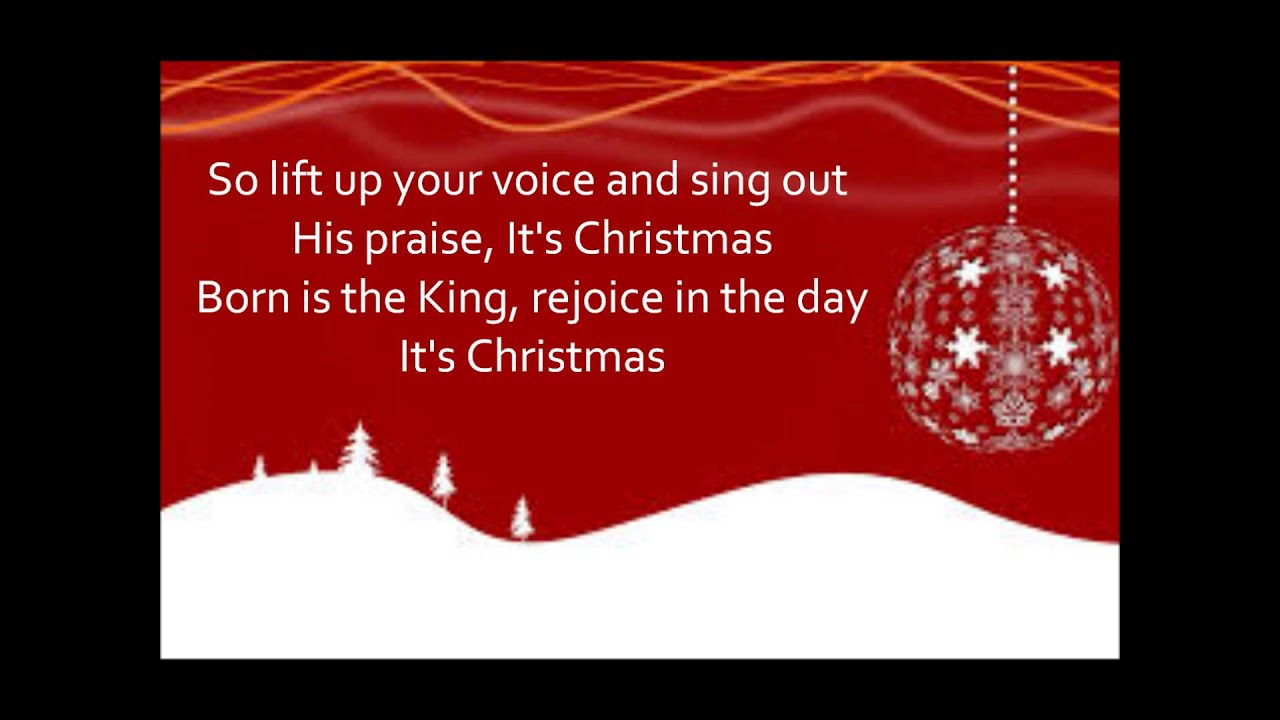 Born Is The King (Hillsong) - YouTube