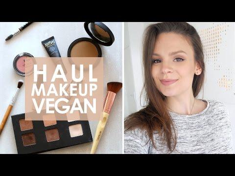 HAUL MAKEUP | Vegan Bio et Non testé sur les animaux