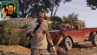TREVOR NIJE NORMALNA OSOBA!!!- Grand Theft Auto 5 (epizoda 7.)