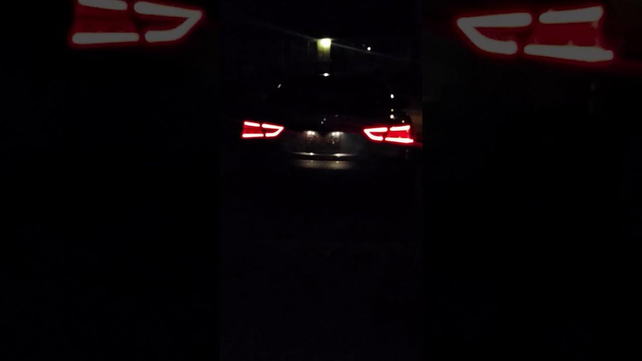 2016 Maxima Rear Tail Lights Auto Start