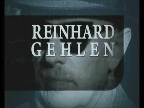 Reinhard Gehlen - Der Meisterspion und die Nazis - Geschichte Mitteldeutschlands