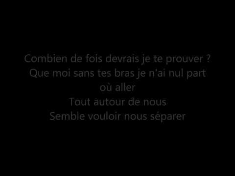 Tout de moi~Princess Sarah (all of me's cover) Paroles