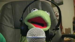Kermit T-Frog
