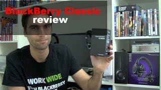 BlackBerry Classic review (en español)