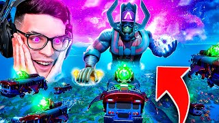 EL EVENTO FINAL *GALACTUS* TEMPORADA 4 DE FORTNITE!