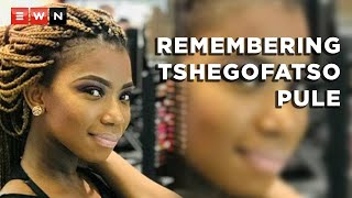 4 June 2020 marks a year since heavily pregnant 28-year-old Tshegofatso Pule was last seen by her family. Days later, she was found dead, hanging from a tree in Johannesburg. Eyewitness News spoke to Pule's family who shared their memories as well as their sadness and anger.  #TshegofatsoPule #GBV