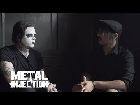 GOST Video Interview On New Album, Blurring The Lines Between Metal & Synthwave | Metal Injection