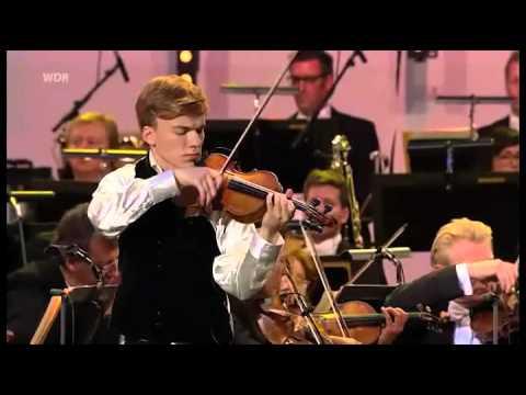 Yury Revich- Zigeunerweisen Gypsy Airs (Pablo de Sarasate) - Violin