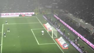 Milan Inter 0-1 Curva Sud Milano