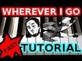 OneRepublic WHEREVER I GO Piano Tutorial Video Learn Online Piano Lessons mp3