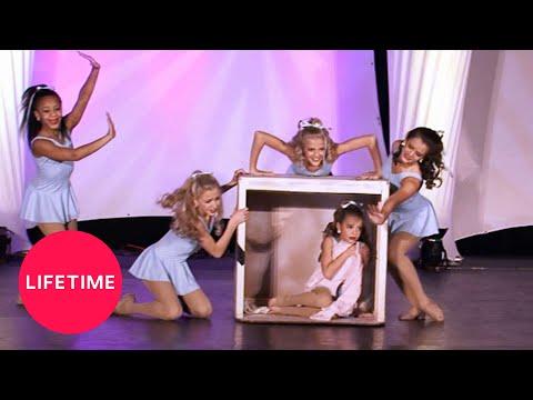 "Dance Moms: Group Dance - ""Trapped"" (Season 2)   Lifetime"